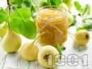 Снимка на рецепта Сладко от круши